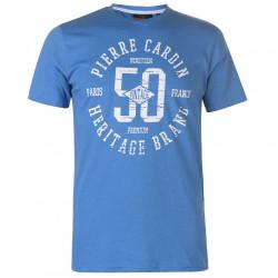 Pánske voĺnočasové tričko Pierre Cardin H7066