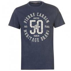 Pánske voĺnočasové tričko Pierre Cardin H7067