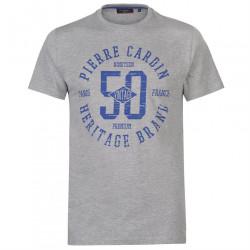 Pánske voĺnočasové tričko Pierre Cardin H7068