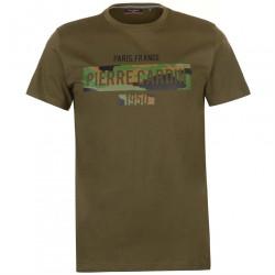 Pánske voĺnočasové tričko Pierre Cardin H7071