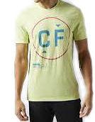 Pánske voĺnočasové tričko Reebok D0518
