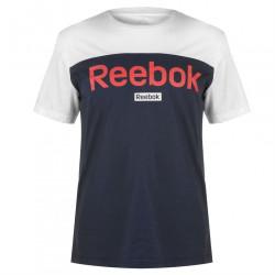Pánske voĺnočasové tričko Reebok J6511