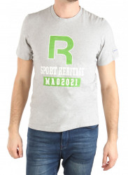 Pánske voĺnočasové tričko Reebok W1444