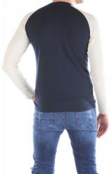 Pánske voĺnočasové tričko Reebok W1976 #1