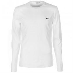 Pánske voĺnočasové tričko s dlhým rukávom Lee Cooper H6543