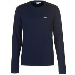Pánske voĺnočasové tričko s dlhým rukávom Lee Cooper H6549