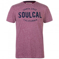 Pánske voĺnočasové tričko SoulCal J4442