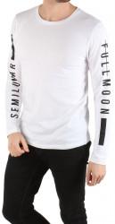 Pánske voĺnočasové tričko Sublevel W1518