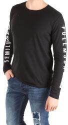 Pánske voĺnočasové tričko Sublevel W1519