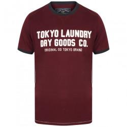 Pánske voĺnočasové tričko Tokyo Laundry D2193