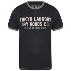Pánske voĺnočasové tričko Tokyo Laundry D2194