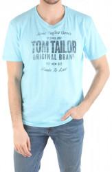Pánske voĺnočasové tričko Tom Tailor W2136