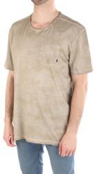 Pánske voĺnočasové tričko Tom Tailor W2152