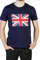 Pánske voĺnočasové tričko US Polo L2364