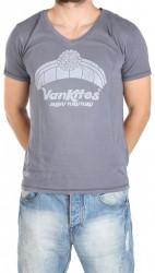 Pánske voĺnočasové tričko VanKites W1178