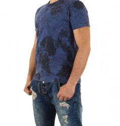 Pánske voĺnočasové tričko Y.Two Jeans Q3866