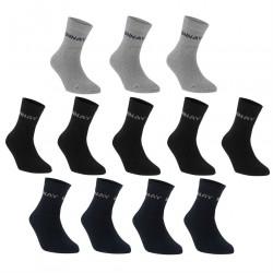 Pánske vysoké športové ponožky Donnay H6525