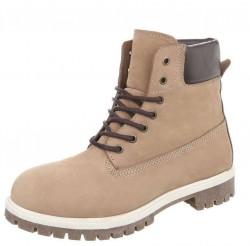 Pánske vysoké zimné topánky Coolwalk Q0080