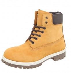 Pánske vysoké zimné topánky Coolwalk Q0081