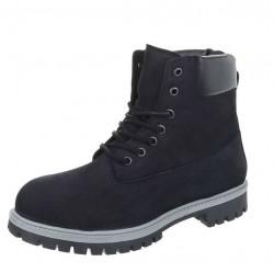 Pánske vysoké zimné topánky Coolwalk Q0083