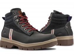 Pánske zimné topánky Carrera Jeans L2477 #1