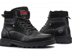 Pánske zimné topánky Carrera Jeans L2484 #1