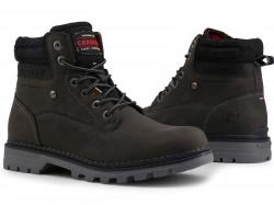 Pánske zimné topánky Carrera Jeans L2485 #1