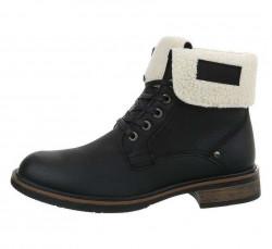 Pánske zimné topánky Q3777