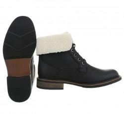 Pánske zimné topánky Q3777 #1