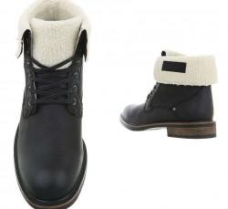 Pánske zimné topánky Q3777 #2