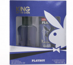 Pánsky darčekový set PLAYBOY King of the Game L4613