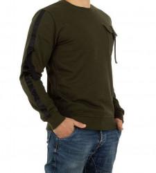 Pánsky módny pulóver Enos Jeans Q6281