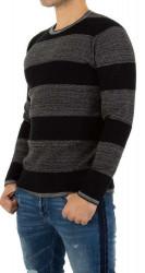 Pánsky štýlový pulóver Q6339