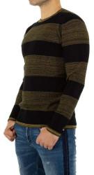 Pánsky štýlový pulóver Q6340