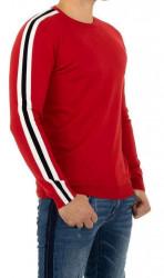 Pánsky štýlový pulóver Q6342