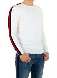 Pánsky štýlový pulóver Q6343