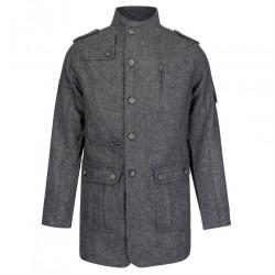 Pánsky vlnený kabát Lee Cooper J4769