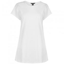 Predĺžené dámske tričko Miso H8478