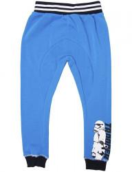 Star wars modré chlapčenské tepláky N3974