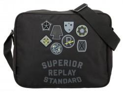 Štýlová taška cez rameno Replay X6177