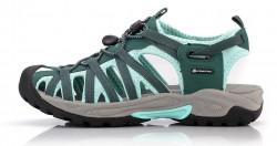 Unisex outdoorové sandále Alpine Pro K1565