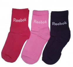 Unisex ponožky Reebok - 3páry A0397