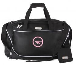 Unisex športová taška Hi-Tec medium s reflexnými prvkami