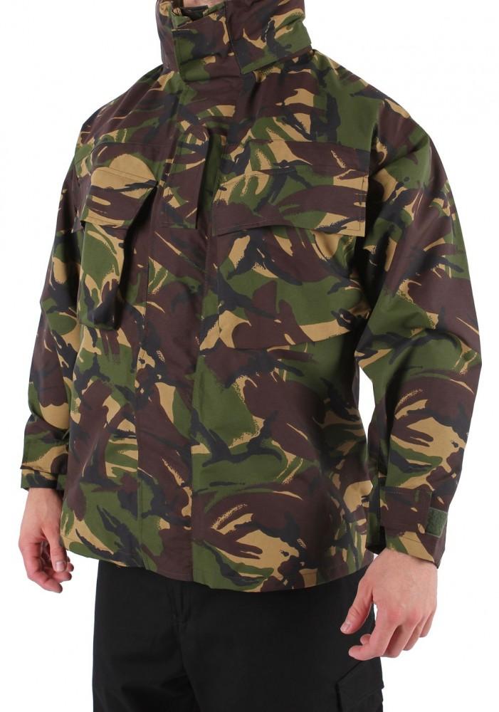 a10ed9a22 Bunda anglickej armády V0684 - Pánske army oblečenie - Locca.sk