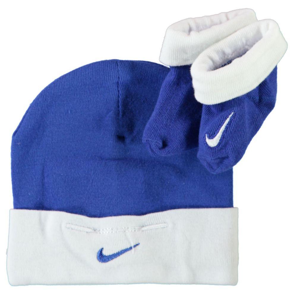ff36109ea Chlapčenská sada čiapočka / topánočky Nike H9100 - Detské čiapky ...