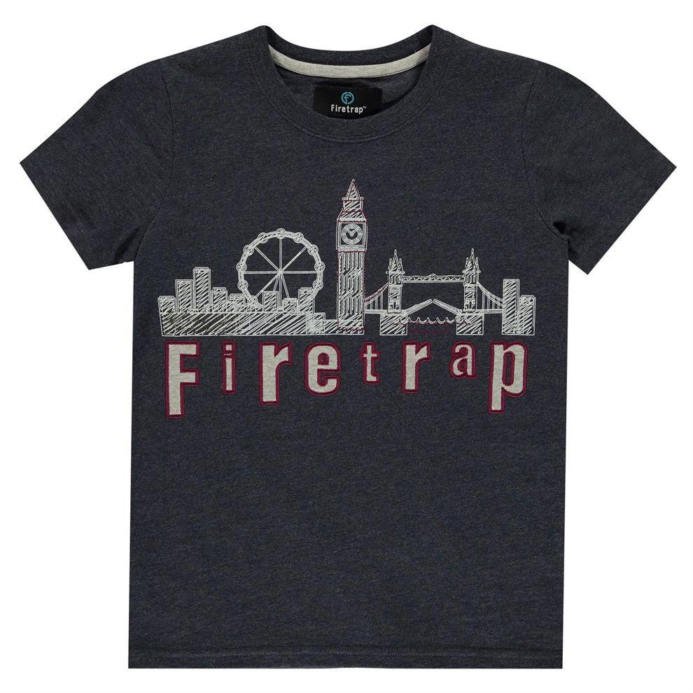 Chlapčenské tričko Firetrap H8297