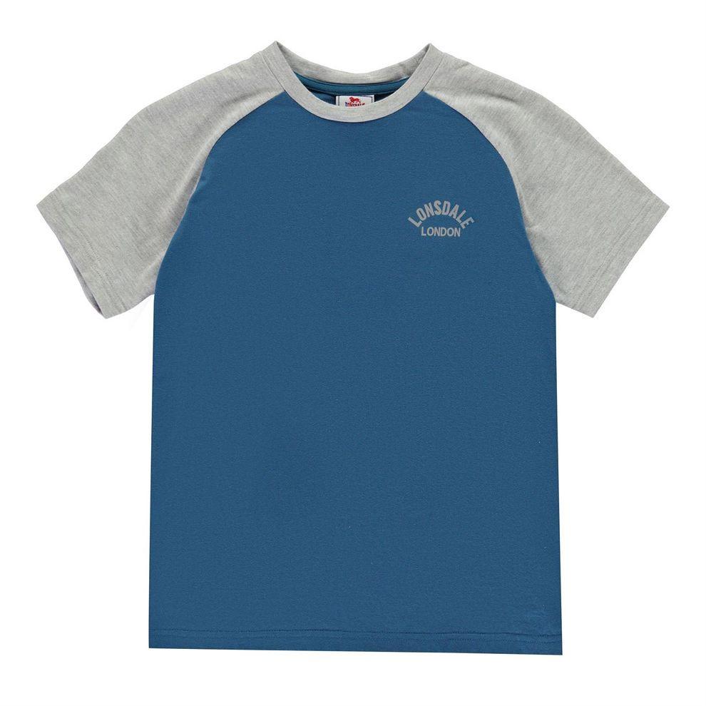 0d9773635a8c Chlapčenské tričko Lonsdale H5393 - Chlapčenské tričká - Locca.sk