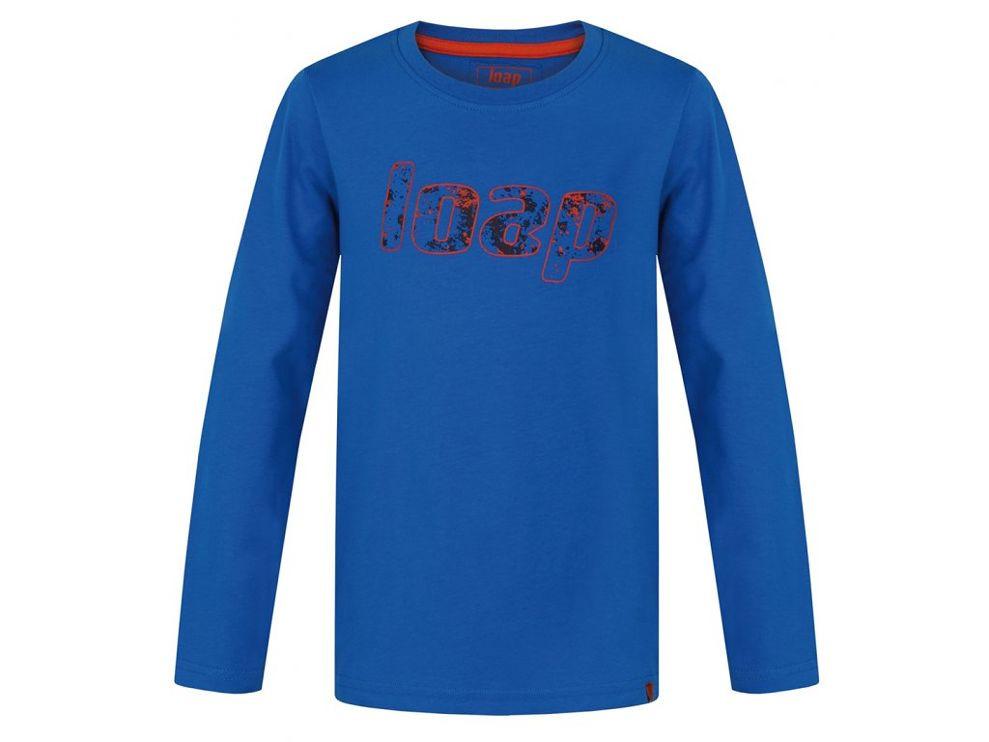 a618ccda6 Chlapčenské tričko s dlhým rukávom Loap G0996 - Pánske tričká s ...