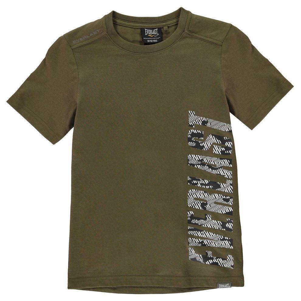 Chlapčenské voľnočasové tričko Everlast J5840