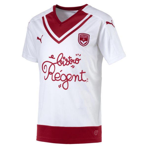 5ba56117961cd Chlapčenský futbalový dres Puma D0888 - Pánske tričká s krátkym ...